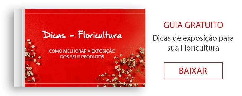 Exposição de produtos - Como organizar sua Floricultura