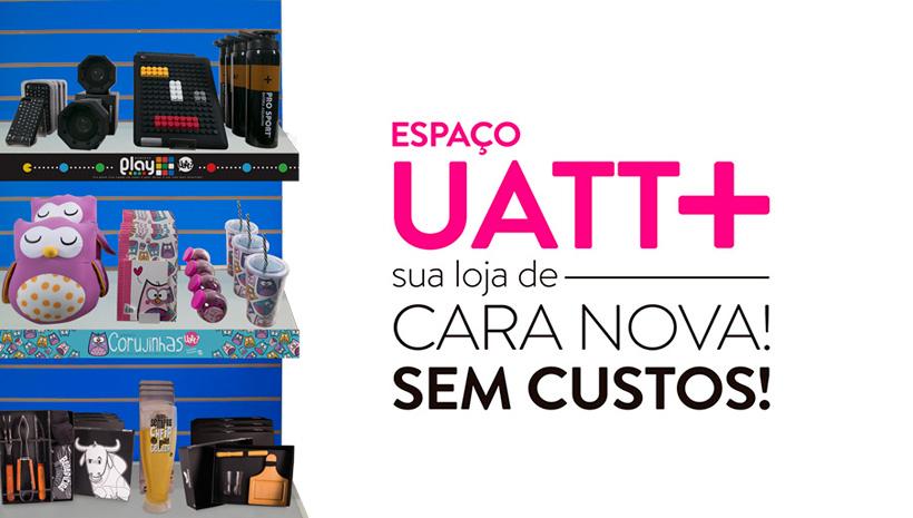 Espaço Uatt?+