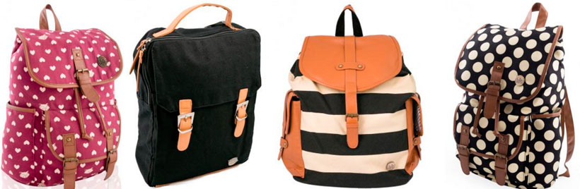 Bolsas e mochilas no atacado para revenda