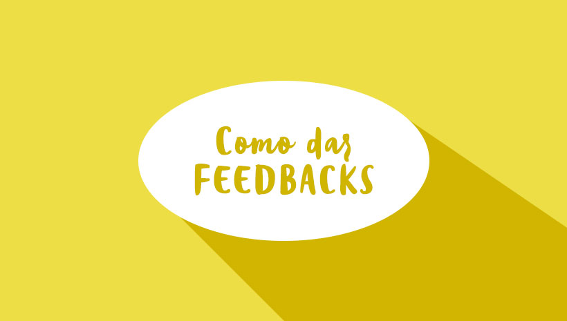 como dar feedbacks para a equipe de vendas