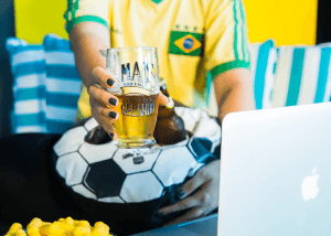 campanhas de marketing para a Copa do Mundo