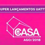 Uatt? na ABCasa Fair 2018: Lançamentos para o setor de presentes