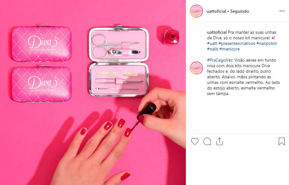 como divulgar sua loja de cosméticos