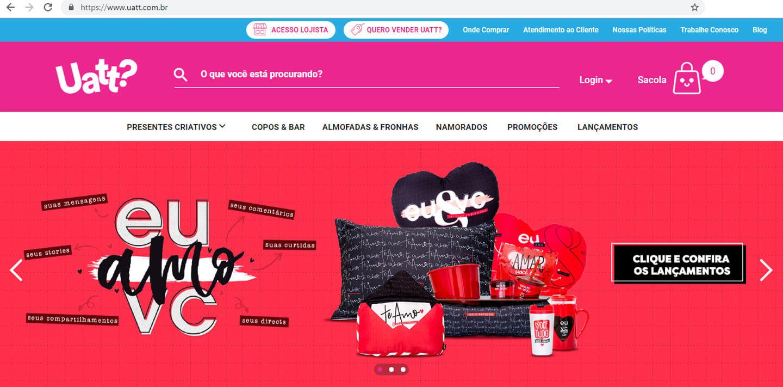 como vender pela internet -banner site