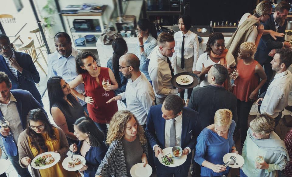 Como atrair clientes através de eventos