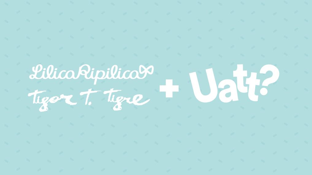 Uatt? cria linha exclusiva de presentes criativos para as marcas Lilica Riplica e Tigor T. Tigre